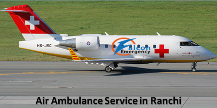 Falcon Emmergency Aircraft